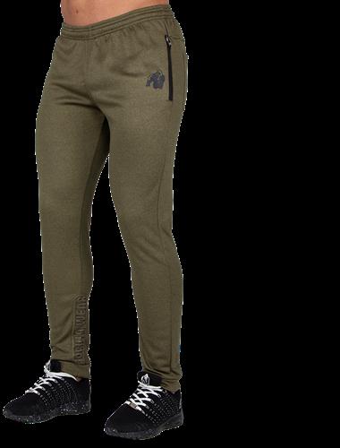 Gorilla Wear Bridgeport Joggingsbroek - Legergroen