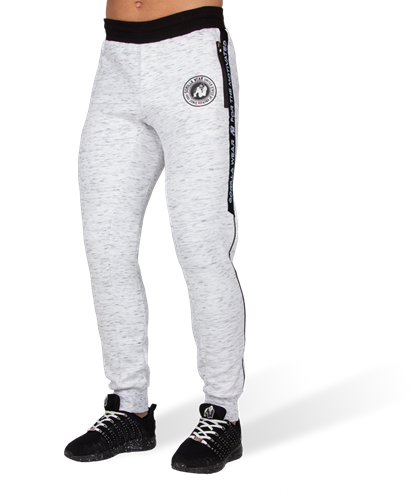 Gorilla Wear Saint Thomas Joggingbroek - Mixed Grijs