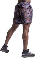 Gorilla Wear Bailey Shorts - Blue Camo-3