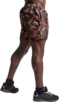 Gorilla Wear Bailey Shorts - Brown Camo-3