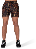 Gorilla Wear Bailey Shorts - Brown Camo-2