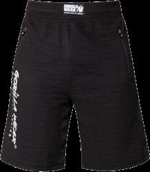 Gorilla Wear Augustine Old School Shorts - Black