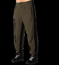 Gorilla Wear Augustine Old School Pants - Army Green
