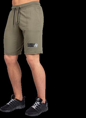 Gorilla Wear San Antonio Shorts - Legergroen