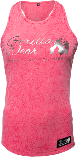 Gorilla Wear Leakey Tank Top - Roze