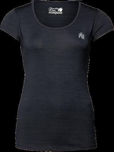Gorilla Wear Cheyenne T-shirt - Zwart