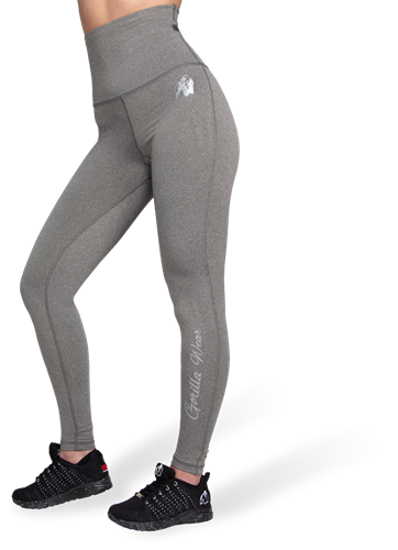 Gorilla Wear Annapolis Work Out Legging - Grijs
