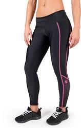 Gorilla Wear Carlin Compression Tight - Black/Pink