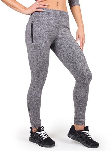 Gorilla Wear Aurora Tights - Mixed Gray-3
