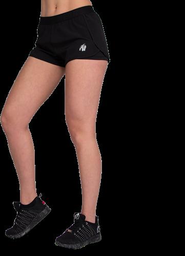 Gorilla Wear Albin Shorts - Zwart