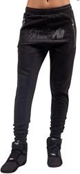Gorilla Wear Celina Drop Crotch Joggers - Black