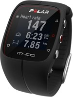 Polar M400 Activity Tracker - Zwart - met hartslagsensor-1