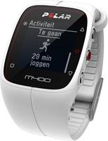 Polar M400 Activity Tracker - Wit - met hartslagsensor-1