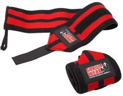 Gorilla Wear Wrist Wrap Pro Black/Red