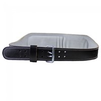 Gorilla Wear Full Leather padded belt-3