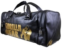 Gorilla Wear Gym bag gold-1