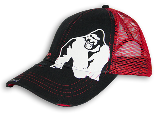 Gorilla Wear Logo Trucker Pet