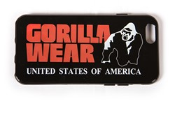 Gorilla Wear iPhone 6 Case - Black/Red