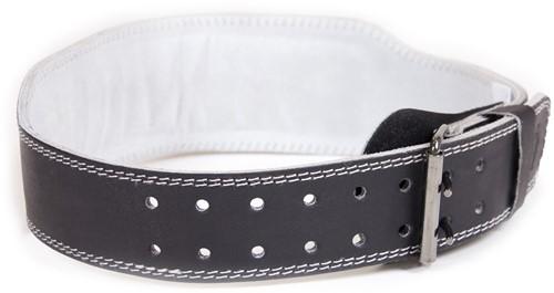 Gorilla Wear 4 Inch Padded Leather Belt-2