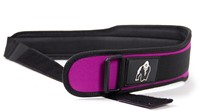 Gorilla Wear Womens Lifting Belt Black/ Purple-2