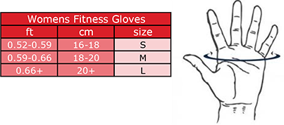 Gorilla Wear Womens Fitness Gloves Black/Purple-3