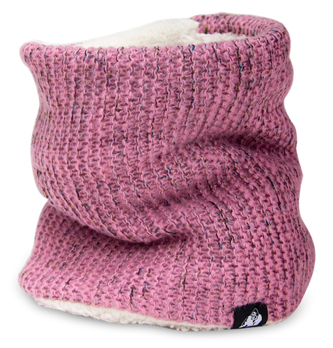 Gorilla Wear Bellevue Neck Warmer - Roze