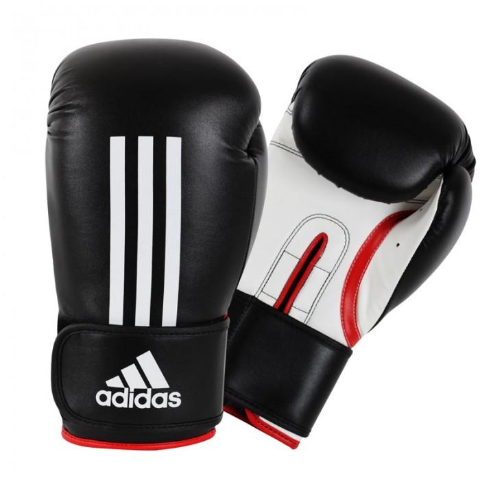 Adidas Energy 100 (Kick)Bokshandschoenen Zwart-Wit_14 oz