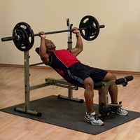 Body-Solid (Best Fitness) Olympic Bench-3
