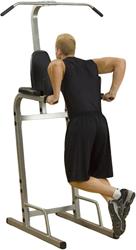 Body-Solid (Best Fitness) Vertical Knee Raise