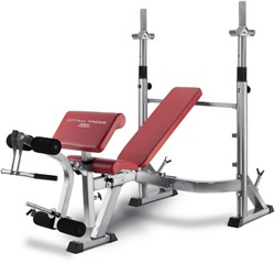 BH Fitness Optima Press trainingsbank / fitnessbank