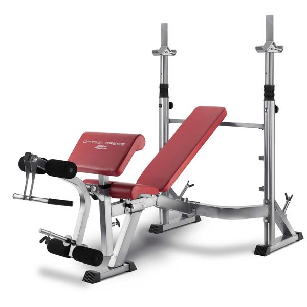 BH Fitness Optima Press trainingsbank