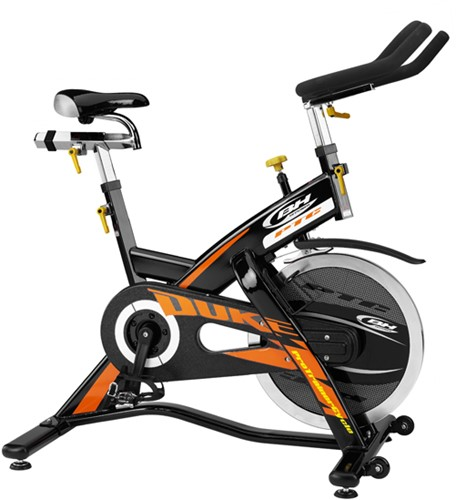 BH-Fitness Duke Electronic Spinningfiets - Gratis montage