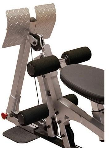 Body-Solid (Powerline) Leg Press Uitbreiding-3
