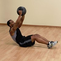 Body-Solid Dual-Grip Medicine Balls-3