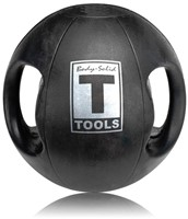 Body-Solid Dual-Grip Medicine Balls-1