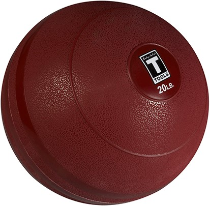 Body-Solid Slam Balls - Rood