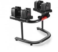 Bowflex SelectTech 560 Smart Dumbbell Set met houder 2