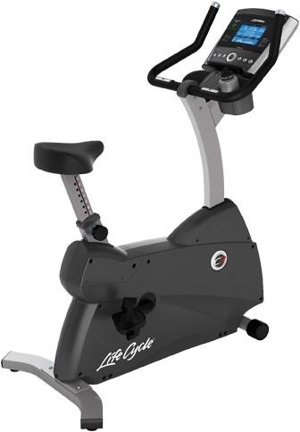 Life Fitness C3 GO Hometrainer - Gebruikt