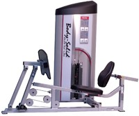 Body-Solid Dual Line Pro Dual Leg & Calf Press Machine-3