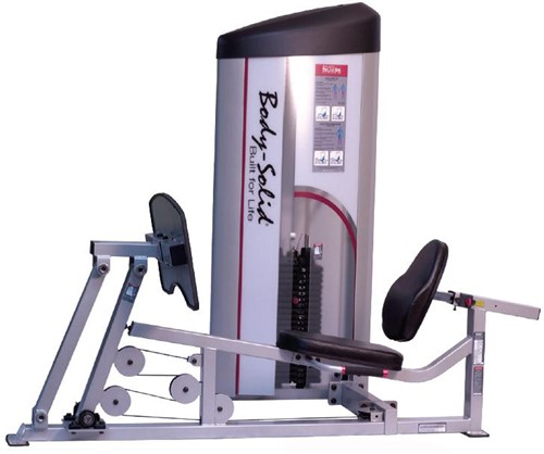 Body-Solid Dual Line Pro Dual Leg & Calf Press Machine-3
