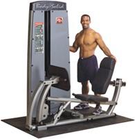Body-Solid Dual Line Pro Dual Leg & Calf Press Machine-1
