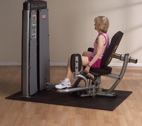 Body-Solid Dual Line Pro Inner & Outer Thigh Machine-3