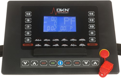 DKN EcoRun loopband display