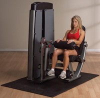 Body Solid Dual Line Pro Dual Leg Extension & Curl Machine-2