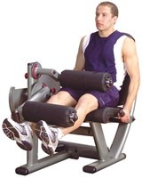 Body Solid Leg Extension / Leg Curl Uitbreiding-3