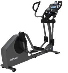 Life Fitness E3 Track+ Crosstrainer - Gratis montage