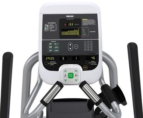 Precor  Elliptical Fitness Crosstrainer - Gratis montage-2