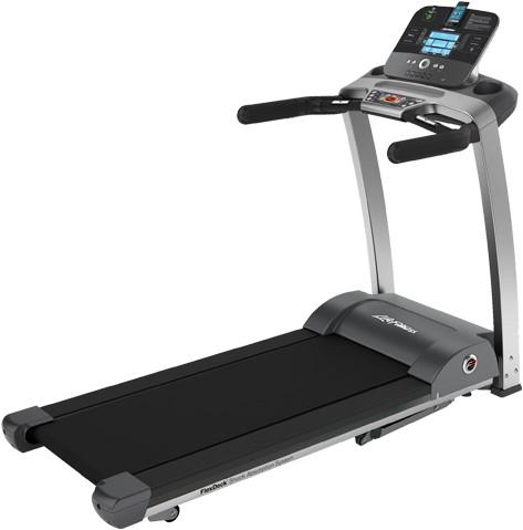 Life Fitness F3 Track loopband - Gratis montage