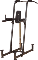 Body-Solid Fusion Powertower - Vertical Knee Raise, Dip, Pull Up-1