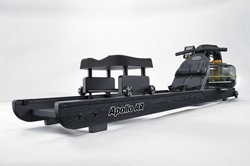 First Degree Fitness Apollo Hybrid Rower AR Black